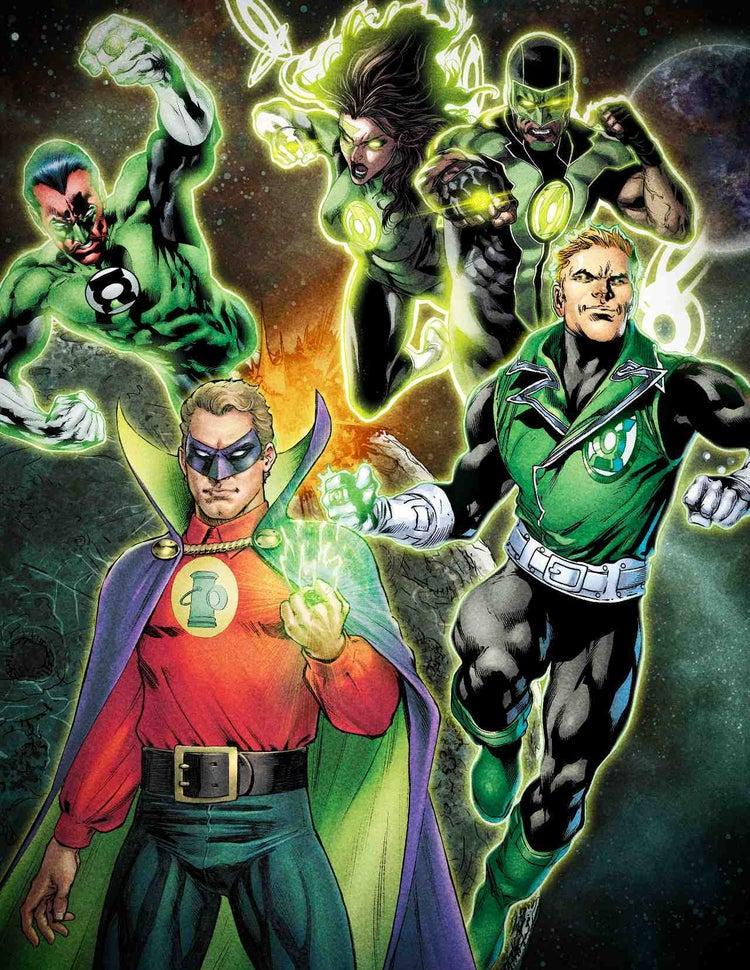 green-lantern-tv-series-hbo-max-guy-gardner-alan-scott-sinestro-simon-baz-Jessica Cruz