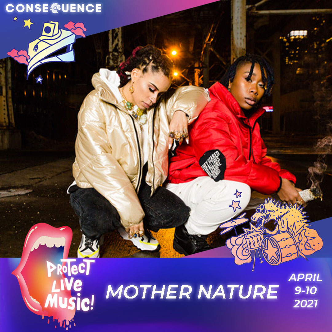 Mother Nature IG Protect Live Music Livestream: Get Your Free Ticket