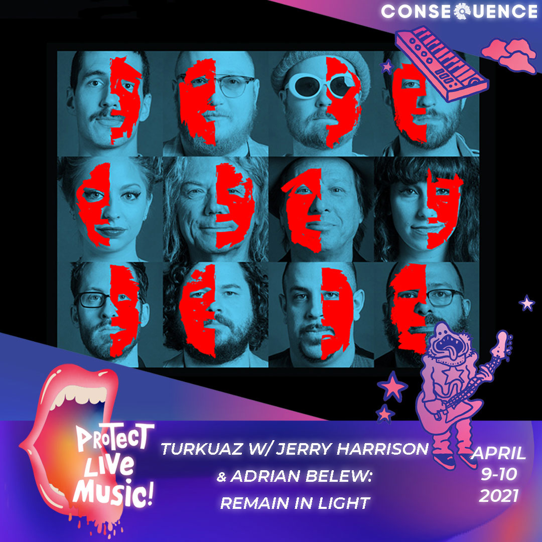 Turkuaz IG Protect Live Music Livestream: Get Your Free Ticket