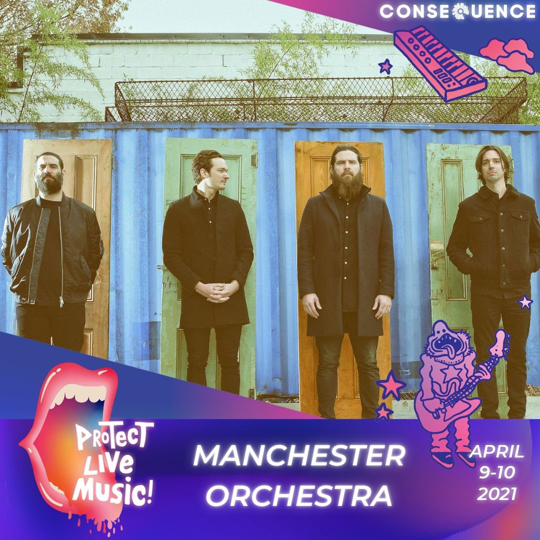 manchesterorchestraIG Protect Live Music Livestream: Get Your Free Ticket